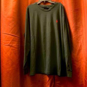Polo Ralph Lauren black long sleeve T-shirt